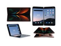 Microsoft Surface Duo vs Samsung Galaxy Fold 2: Specs Comparison