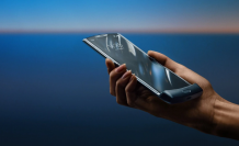 Motorola's upcoming Razr 5G foldable smartphone showcased in a new leak