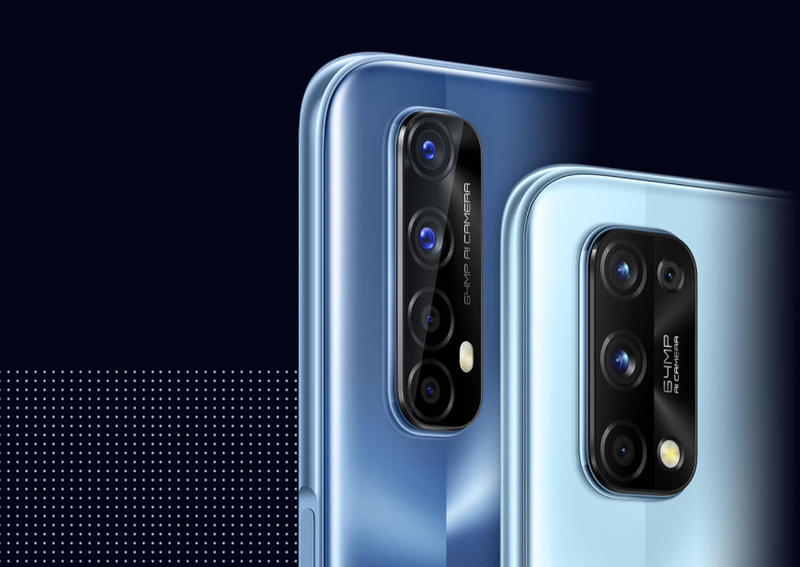 Realme 8 Pro appears on FCC with a 4500mAh battery and 65W charging support