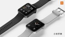Xiaomi Mi Watch latest OTA update brings several upgrades & new watchfaces