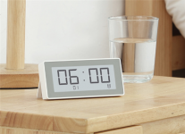Xiaomi launches the Seconds Smart Clock, Thermometer and Hygrometer