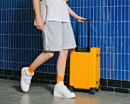 Realme launches the ultra-light 37L Realme Suitcase priced at ¥299 ($43)
