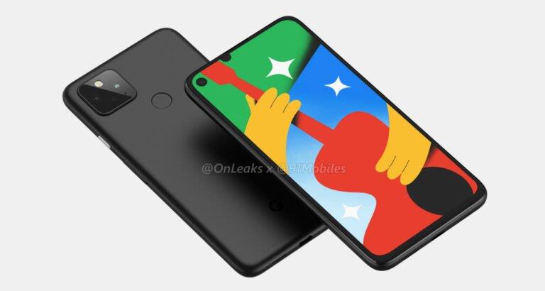 Google Pixel 5 and Pixel 4a 5G smartphones pass through FCC certification
