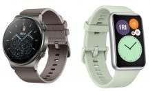 Huawei Watch Fit, Watch GT 2 Pro, and FreeBuds Pro orders in Germany include a free Body Fat Smart Scale