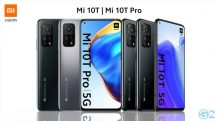 Image reveals Mi 10T series will launch in Thailand