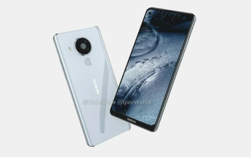 High-res renders and video gives us a first look at the Nokia 7.3
