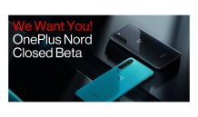 OnePlus starts recruiting testers for OnePlus Nord OxygenOS Closed Beta program