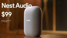 DxOMark Speaker: Google Nest Audio smart speaker scores 112; Yamaha MusicCast 50 scores 136