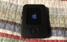 A first-generation Apple Watch prototype disguised as iPod nano leaks in pictures