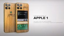 Caviar's customized iPhone 12 Pro will pay homage to the Apple I