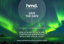 HMD Global announces new Nokia phones are coming on September 22