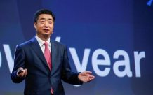 Hu Houkun (Ken Hu) to serve as Huawei's rotating Chairman for the next six months