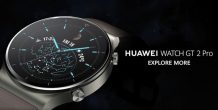 Huawei to launch Watch GT 2 Pro and Watch Fit in Japan next month
