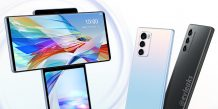 LG Wing 5G's press render appears to reveal design and color variants
