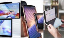 LG Wing vs Motorola Razr 5G vs Microsoft Surface Duo: Specs Comparison