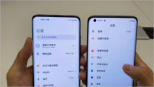 Leaked video of a possible Mi 10 Ultra prototype shows an under-display cam
