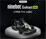 Ninebot Gokart Pro launched on Indiegogo, starts at $1499