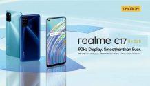 Realme C17 is launching on September 21 with 90Hz display, SD460 and 13MP quad cameras