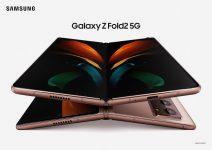 Samsung Galaxy Z Fold 2 has surface hardness similar to Galaxy Z Flip
