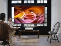 "Samsung unveils ""The Premiere"" Ultra-short throw 4K Laser Projector"