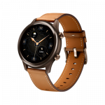 Vivo Watch is available for Purchase on Giztop in Brown & Orange straps