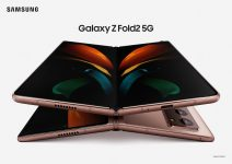 Report: Galaxy W21 will be based on Galaxy Z Fold2 in gold color