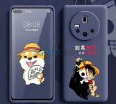 Photos of Huawei Mate 40 Pro cases reveal a unique camera arrangement