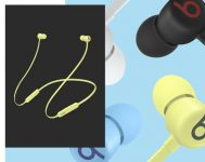 Beats Flex neckband-style earphones come in cool colors and cost $50
