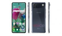 LG K92 5G key specifications leaked through Google Play Console appearance