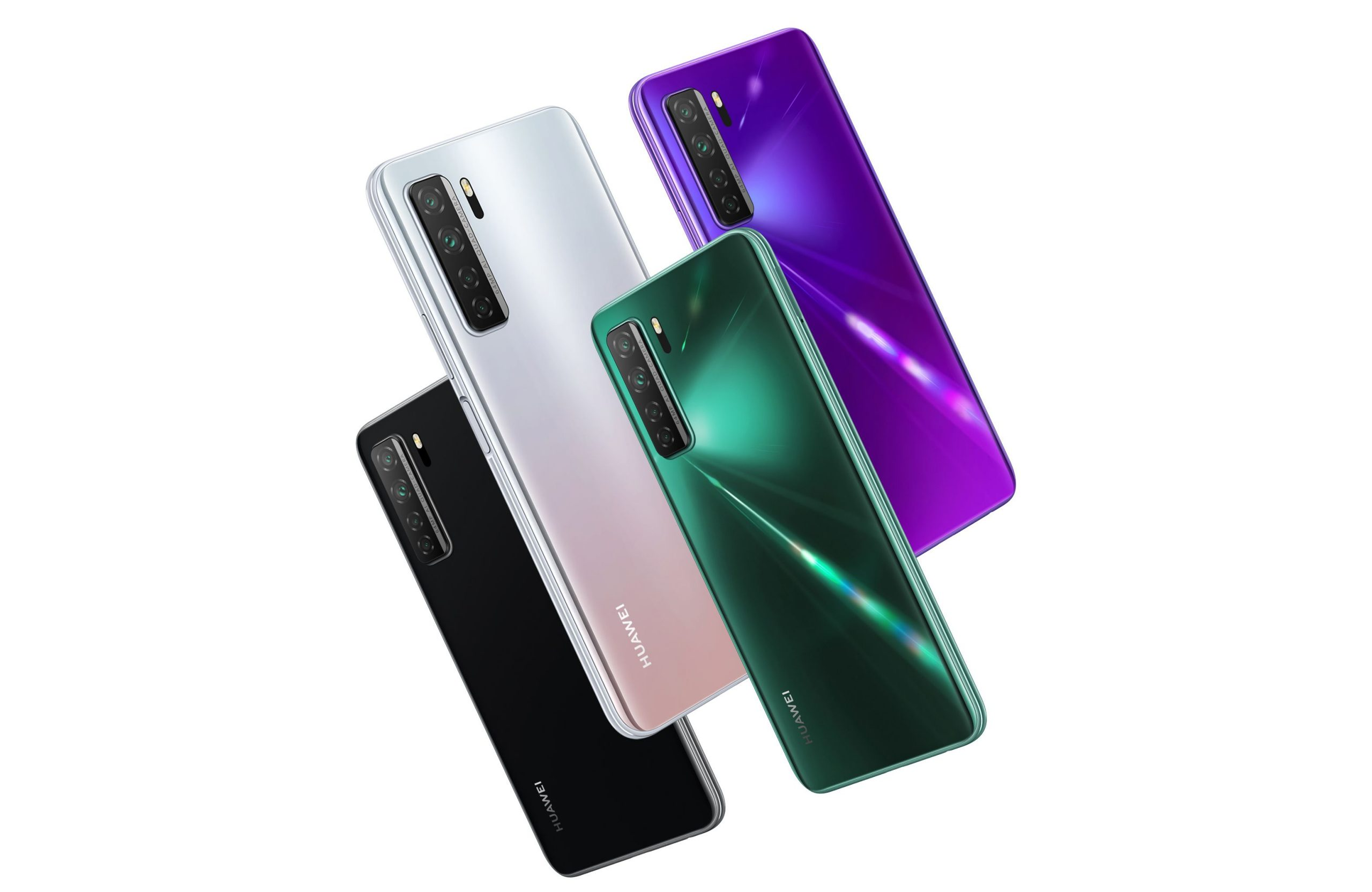 Huawei Nova 7 SE 5G Vitality Edition with Dimensity 800U launched for 2,299 Yuan (~$342)