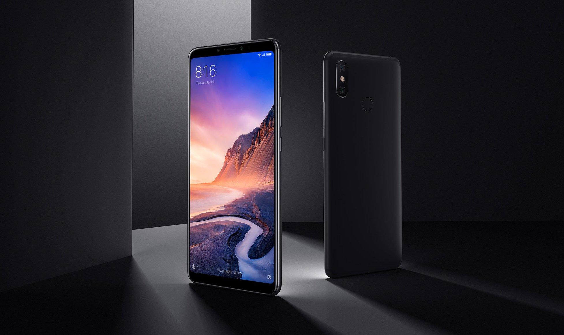 Xiaomi Mi Max 3 started receiving MIUI 12 update in global markets