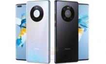 Leak reveals Huawei Mate 40 Pro's press renders and key specs; packs 50MP Leica triple cameras