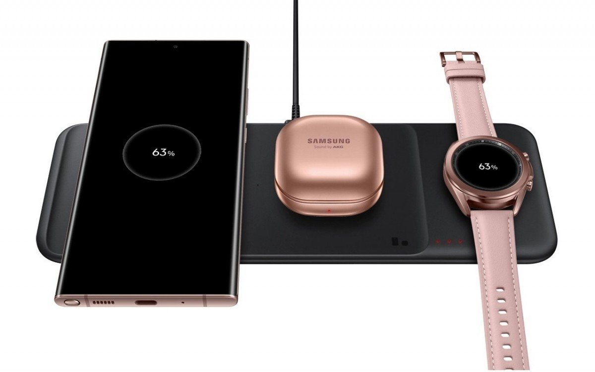 Samsung launches the Galaxy Fit2, Wireless Charging Trio in the U.S