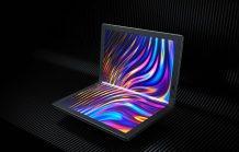 Lenovo ThinkPad X1 Fold foldable laptop debuts in China
