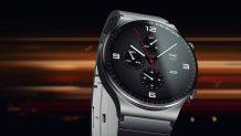 Huawei Watch GT2 Porsche Design with a Titanium/Sapphire glass build launched