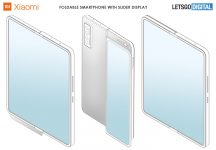 Xiaomi patents a foldable smartphone design with a slider cover display