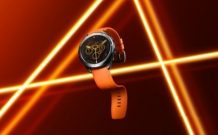 Vivo Watch to get a new orange fluoroelastomer strap on November 1