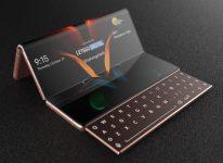 Samsung Galaxy Z Fold 3 may arrive with a sliding keyboard
