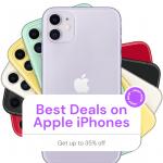BEST deals for Apple's iPhones on Amazon and Flipkart's biggest 2020 sales