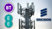 BT signs deal with Ericsson for 5G equipment to help replace Huawei