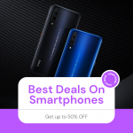 Best Smartphones Deals on Amazon and Flipkart's 2020 sales