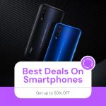 Best Smartphones Deals on Amazon and Flipkart's 2020 sales