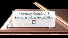 DxOMark to release Galaxy Note 20 Ultra camera review on October 5