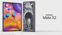Huawei Mate X2 certified by TENAA along side an unknown Huawei 5G model