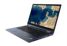 Lenovo launches a new Enterprise Chromebook ThinkPad C13 Yoga for $579
