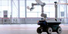 Lenovo's first self-developed Morningstar Industrial Robot unveiled