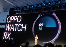 OPPO Watch RX briefly unveiled; launches on November 1