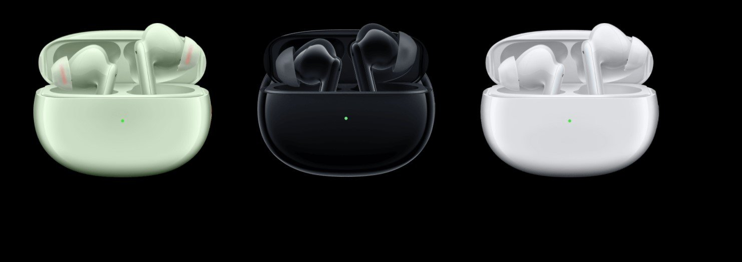 Oppo launches the Enco X TWS earbuds in partnership with Dynaudio for ¥999($149)