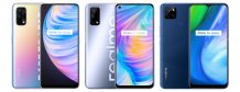 Realme Q2, Q2 Pro, and Q2i launched in China with 998 Yuan (~$148) starting price