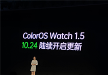 The new ColorOS Watch 1.5 brings more sports modes and watch faces to the OPPO Watch